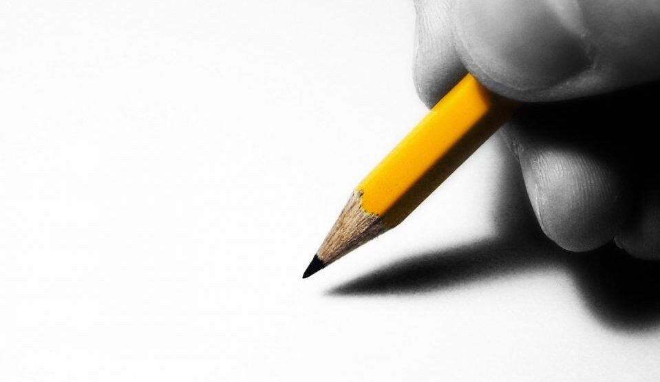 Sharpen your pencil. Your story is ready to be written.
