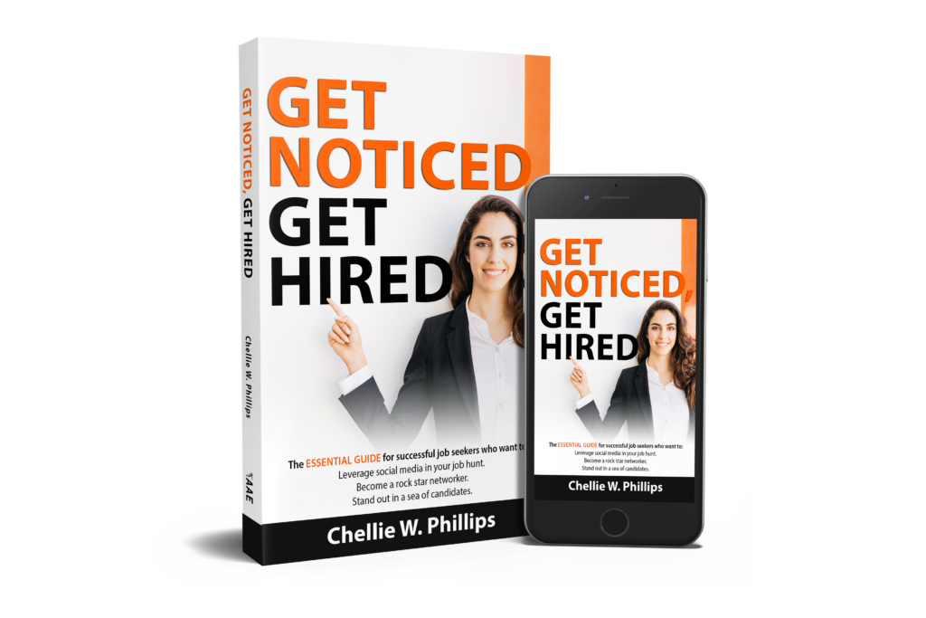 Cover image for book titled Get Noticed, Get Hired