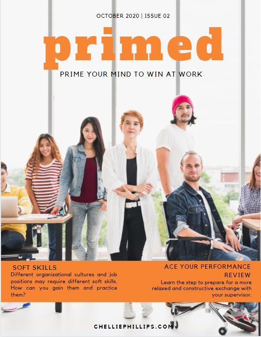 primed magazine cover