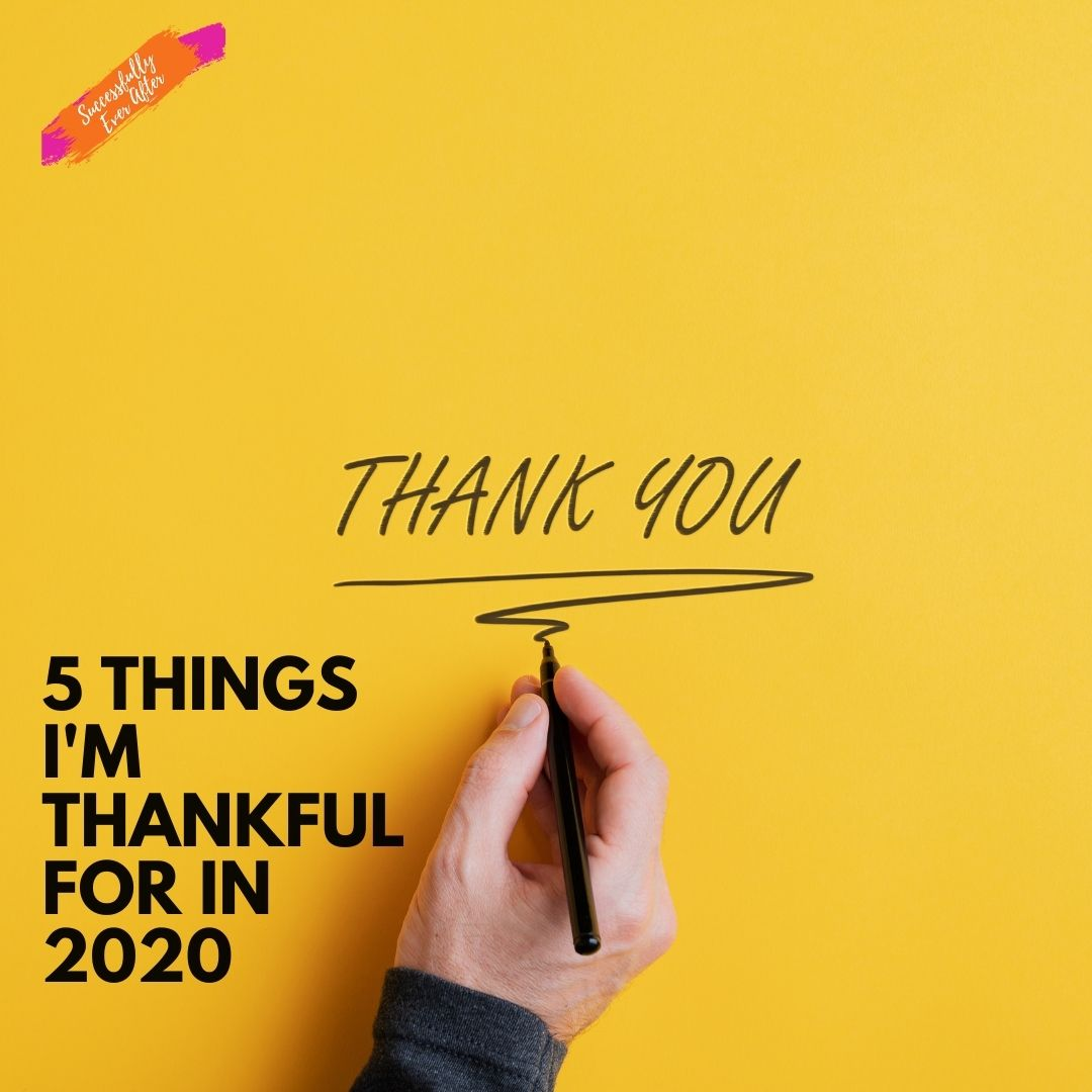 hand writing thank you on yellow wall
