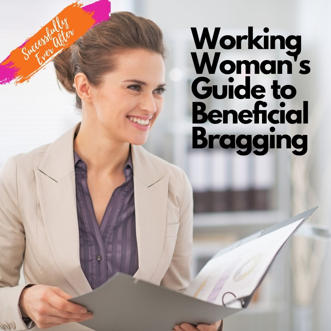 Woman in Office Setting